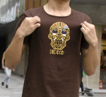 _-224  Tedious Trend Three: Skulls 2241