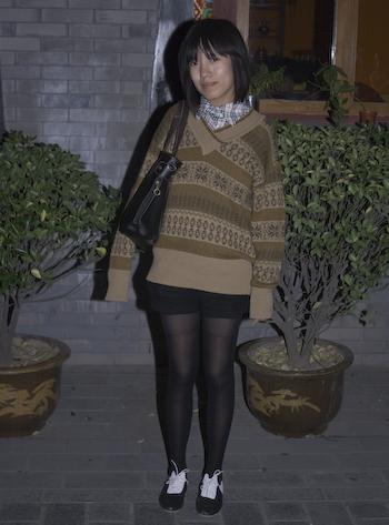 _-285  Chunky Sweater 2851