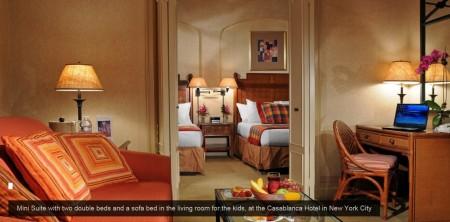 3 中城与中产—卡萨布兰卡酒店、Elysée酒店与Library 酒店 中城与中产—卡萨布兰卡酒店、Elysée酒店与Library 酒店  35