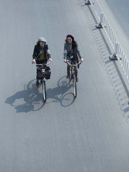 Beijing's Bike Lanes, From Above Beijing's Bike Lanes, From Above 6d9e0eefjw1ec0afnej20m8cd0hdy 121