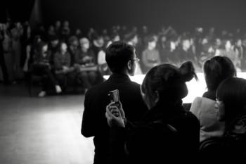 A Well-Covered Fashion Week Beijing Fashion Week                       Dorian Ho1