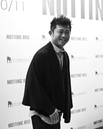 At Notting Hill China Fashion Week Li Dontian Tony Li11