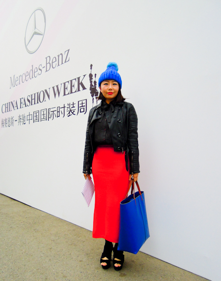From China Fashion Week From China Fashion Week DSCN19651