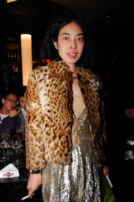 cheetah leopard trends beijing china street style 北京街头时尚