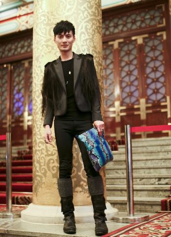 Stylist At Dorian Ho Dorian Ho china fashion week1