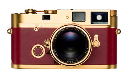 A Leica for China - 中国国庆限量版徕卡 Golden MP China front2