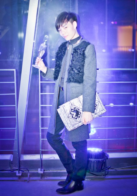 Commes des Garçons beijing I.T. sanlitun store opening street fashion triple-major
