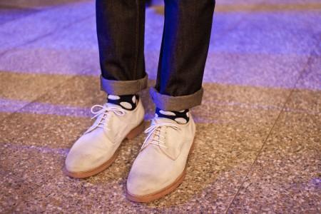 I.T Girl and Boy IT homer shoes socks