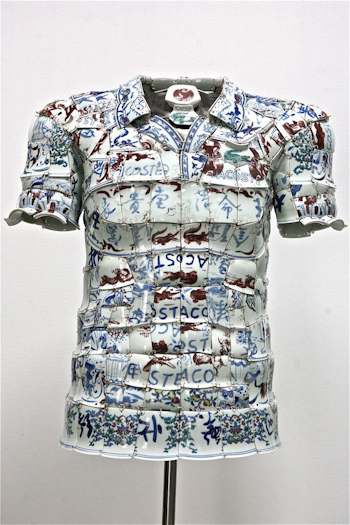 First Glimpse: Porcelain Polo LI Xiaofeng Lacoste Holiday Collectors Series Porcelain Polo 2010 front 11