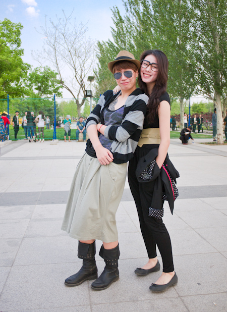 strawberry festival beijing music festivals street style china fashion news