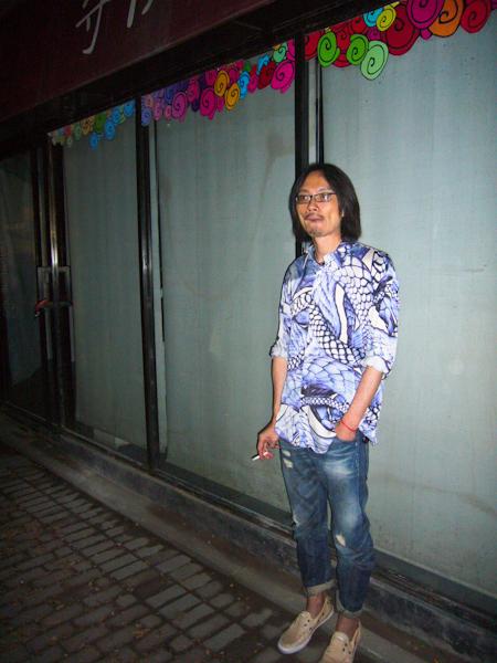 At Chi Zhang At Chi Zhang P10202611