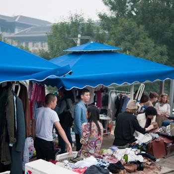 Flea Market at Triple-Major P10306021