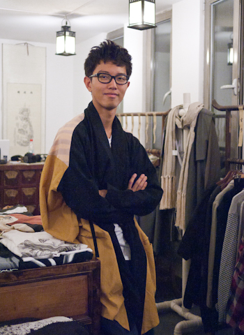 Must Read China Youthology Talks Avant Garde Fashion With Triple Major S Ritchie Chan Jing Daily