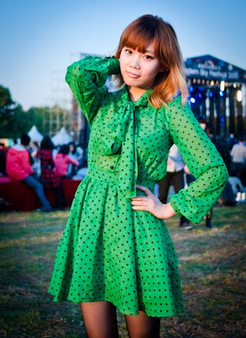 Hipster Emblem: The Polka Dress P103099811