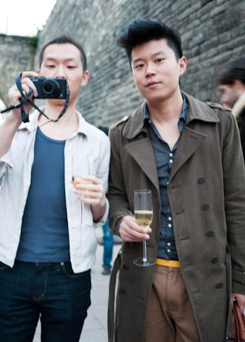 Beijing Fashion style Phillip Lim Dongbianmen东便门北京时尚纽约设计师 Grazia