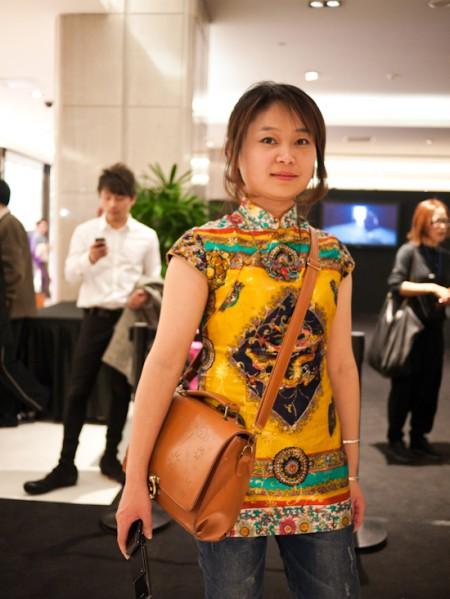 1. China Chic 1. 中式时尚 P1050051