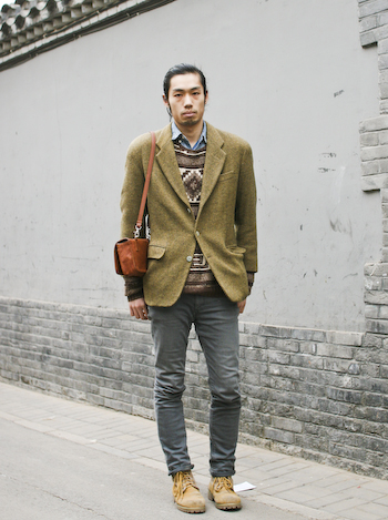 Professorial Photographer Photographer on Nanluoguxiang11