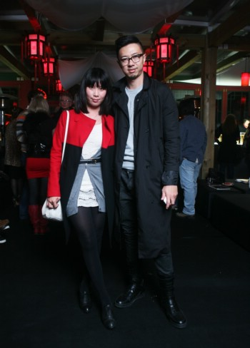 Editor and Stylist Soyang La Ville en Rouge Tally Beck Contemporary Party Beijing Stylites beijing street style vogue editor1