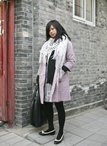 Fashion Historian on Gulou Tang Dynasty Fashion Expert1