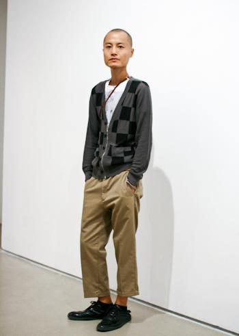 beijing street style fashion hipster artist designer bohemian stylites