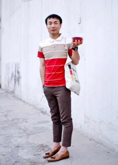 <!--:en-->9. Ankle Fetish<!--:--><!--:zh-->9. 恋脚腕癖	<!--:--> beijing street style fashion super stylish hipster girl 1 of 1 61