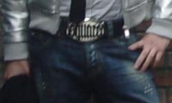belt  Silver Beijing - 银色在流行 belt1