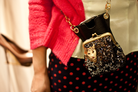 Details, at Sergio Rossi  dots detail dg web2