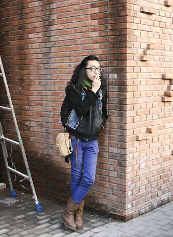 fashion week-11  China Fashion Week Photographer fashion week 111