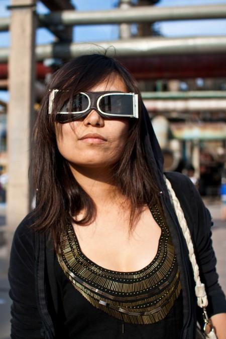 A Sunny Intro glasses