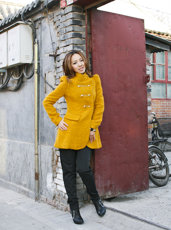 A Mustard Makeup Artist grazia 1 121