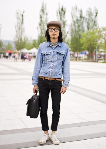 Zeitgeist, Male hipster 11