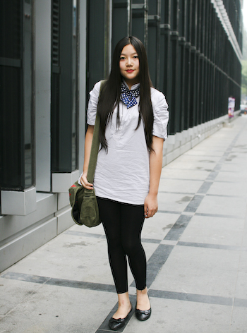 hong kong girl  Confucian High Schooler hong kong girl1