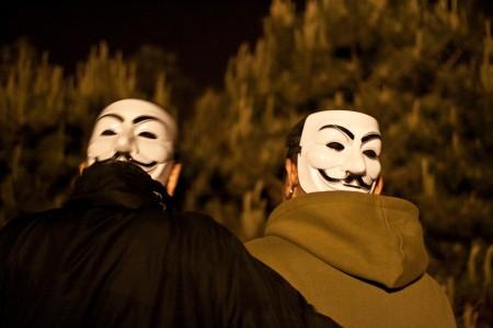 Masked masks