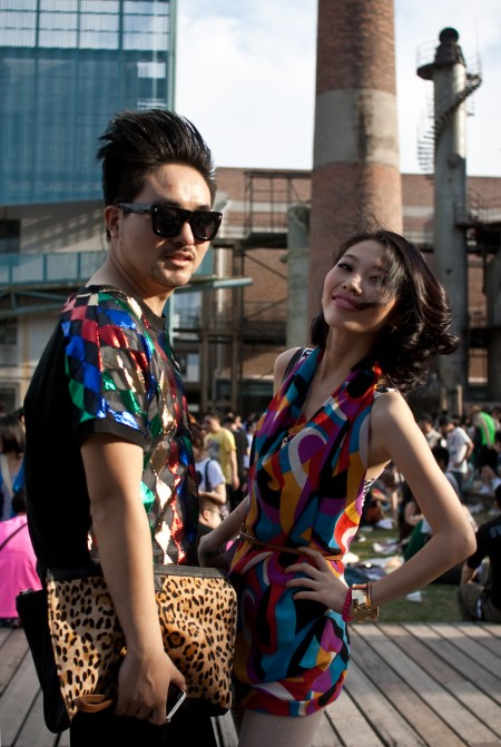 Fashion People at Intro pattern