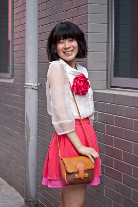 Hutong Rose  Hutong Rose  pink flower web1