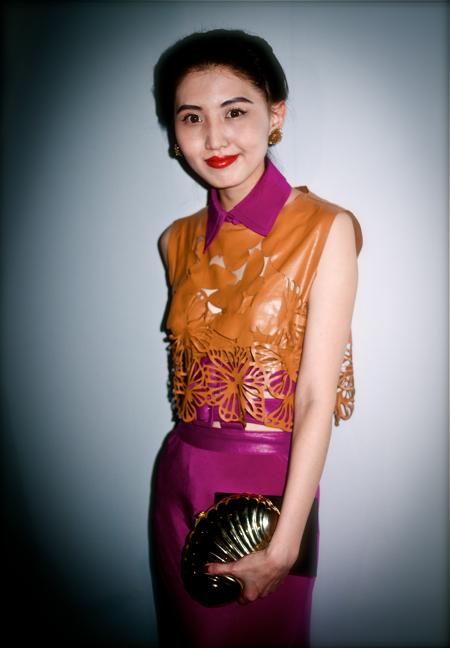 pretty girl Christopher Bailey Burberry's chief creative officer 北京 Beijing keane