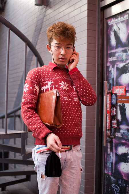 'Tis the Season red sweater close web1