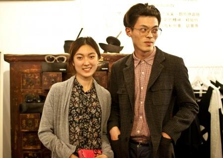 The World of Triple-Major wang xiaoyin and boyfriend