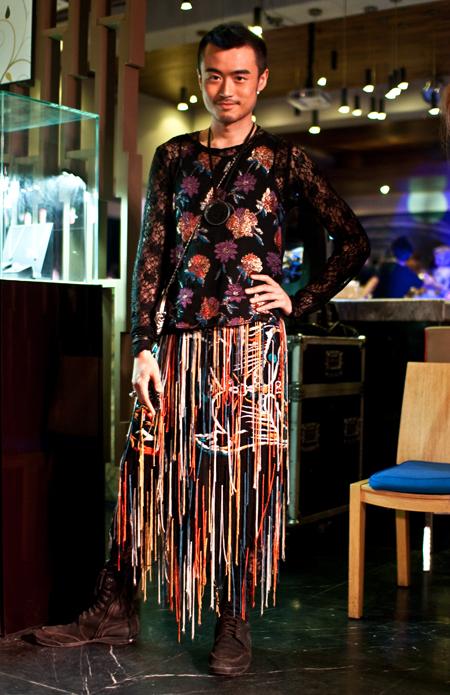 Candy Strand Skirt wei qiao web11