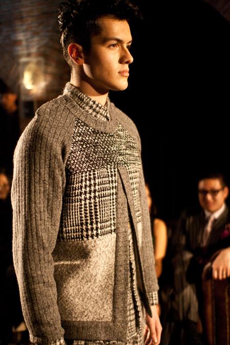 Xander Zhou and China Fashion Week xander knit 3 web1