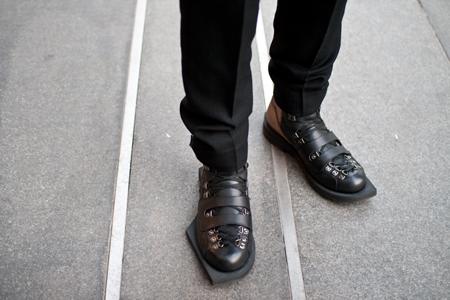 Xander Zhou in LifeStyle xander zhou shoes web1